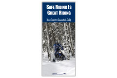 'Safe Riding is Great Riding: Your Guide to Snowmobile Safety' guide