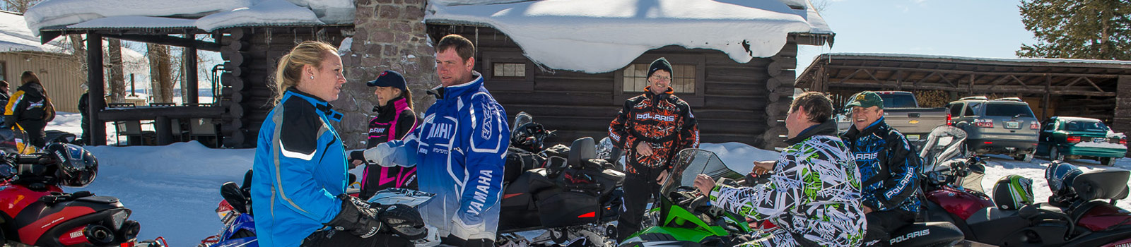 Snowmobiler groups and associatons